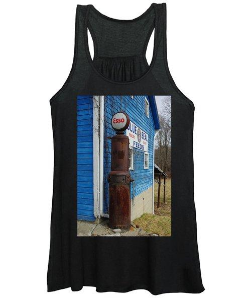 Esso On The Farm Women's Tank Top