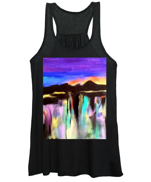 Evening Reflections Women's Tank Top