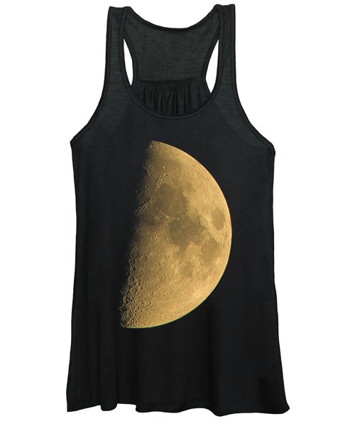 Eye Of The Night Women's Tank Top