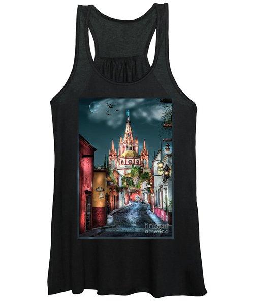 Fairy Tale Street Women's Tank Top