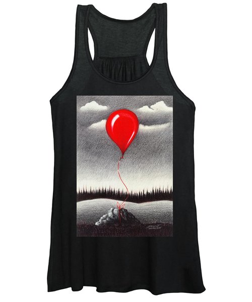 Fantasy And Reality Women's Tank Top