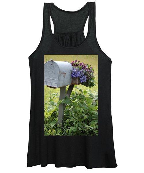 Farm's Mailbox Women's Tank Top