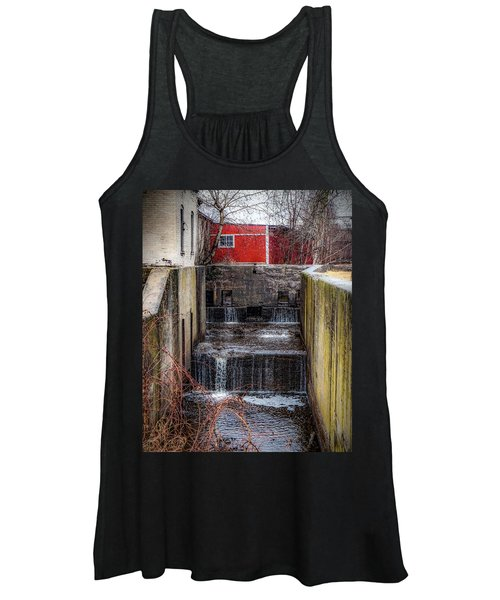 Feeder Canal Lock 13 Women's Tank Top
