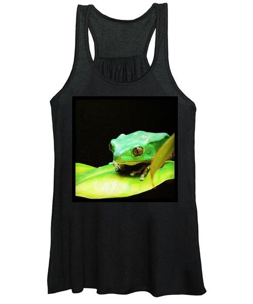 Feeling Froggy Women's Tank Top