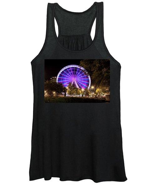 Ferris Wheel At Centennial Park 1 Women's Tank Top