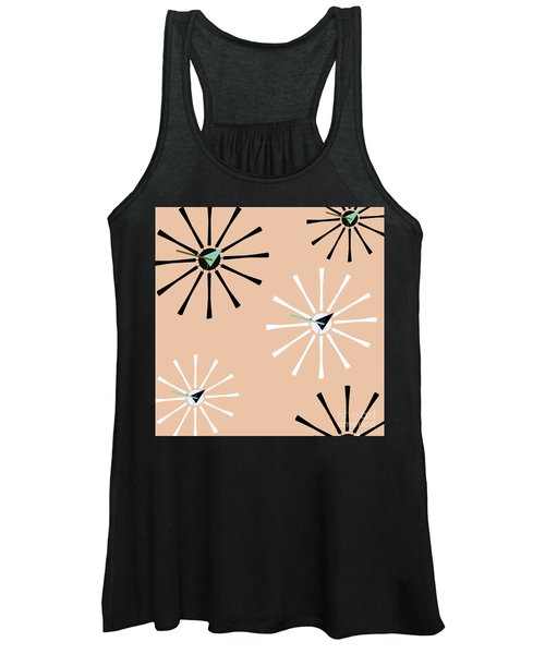 Fifties Kitchen Viii Women's Tank Top