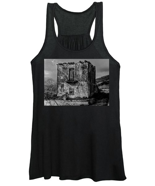 Fine Art Back And White234 Women's Tank Top