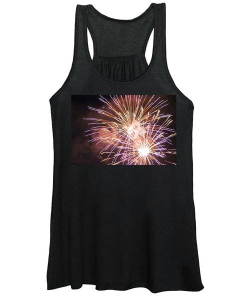 Fireworks In The Park 3 Women's Tank Top
