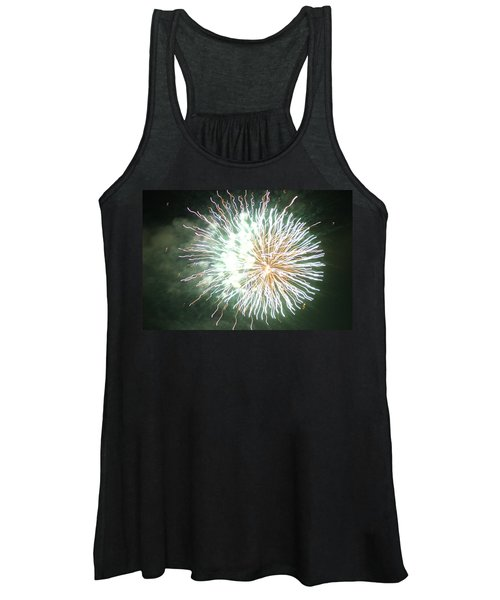 Fireworks In The Park 4 Women's Tank Top