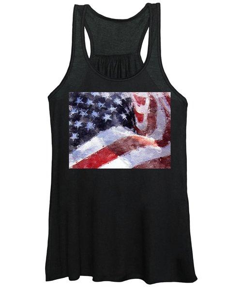 Flag Women's Tank Top