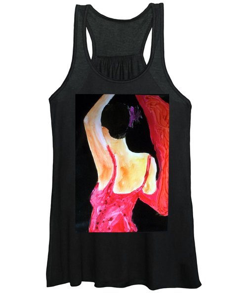 Flamenco Evening Women's Tank Top