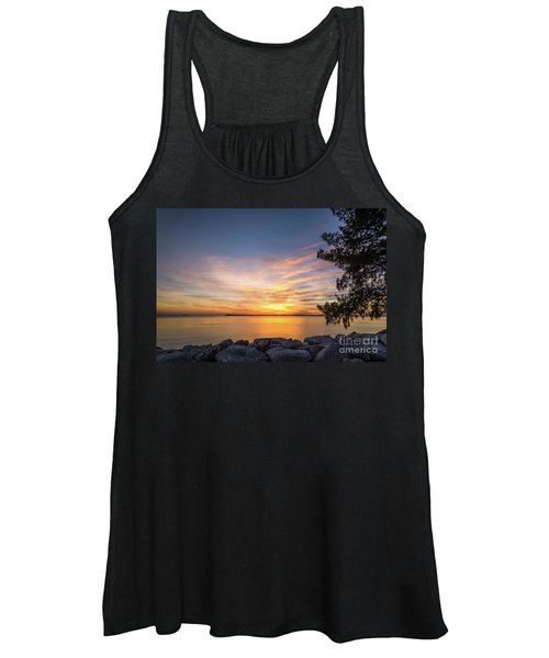 Florida Sunset #3 Women's Tank Top