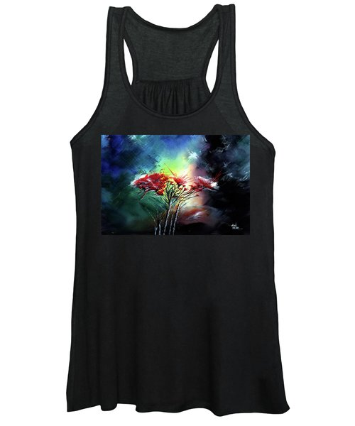 Flowers Women's Tank Top