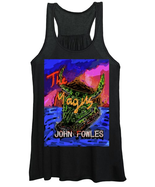 Fowles Magus Poster  Women's Tank Top