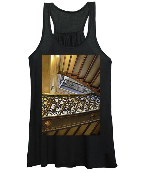 Fragments Of A Dissipating Dream Women's Tank Top