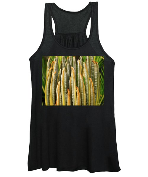 Fresh Fronds Women's Tank Top