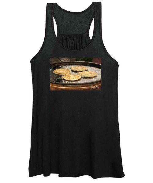 Fried Onion Patties Women's Tank Top