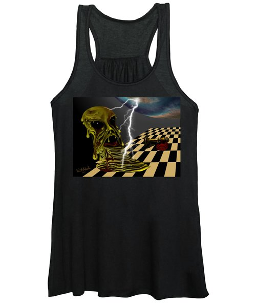 Game Over Women's Tank Top