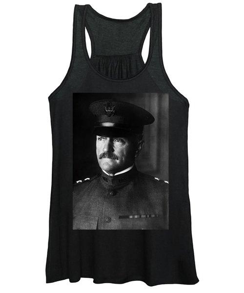 General John Pershing Portrait Women's Tank Top