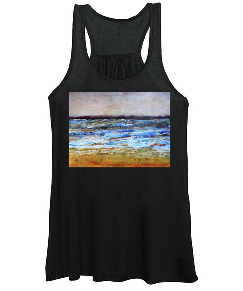 Generations Abstract Landscape Women's Tank Top