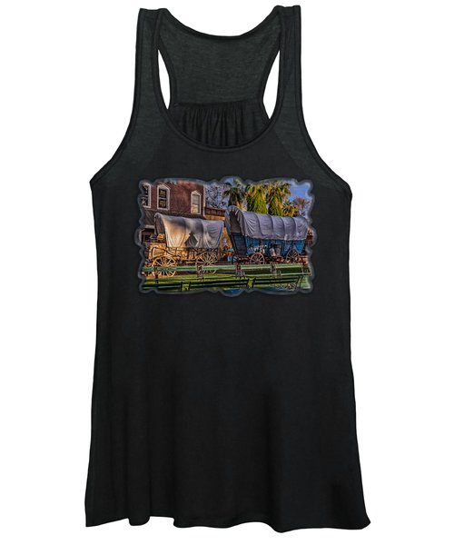Ghost Of Old West No.1 Women's Tank Top