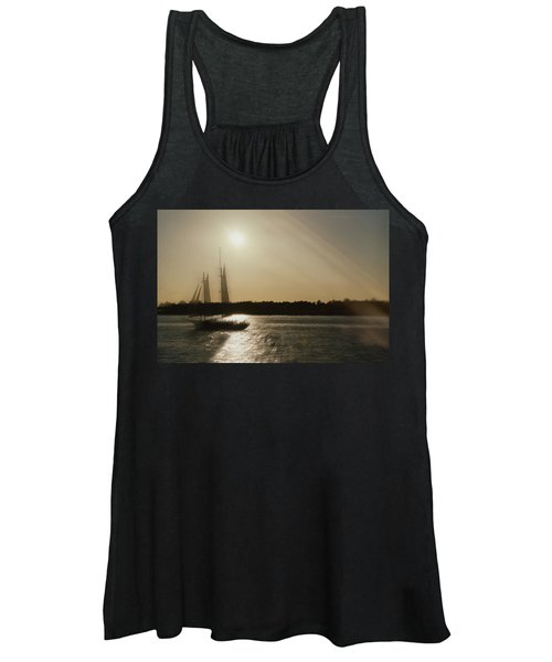 Ghost Ship Women's Tank Top