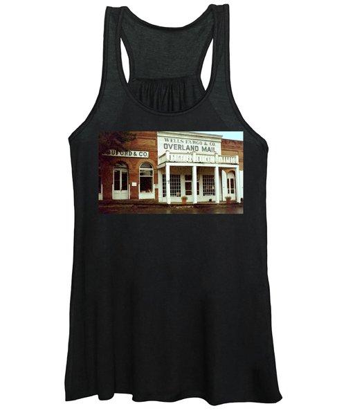 Ghost Town Women's Tank Top