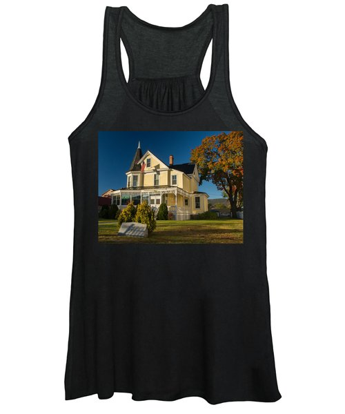 Gibson Woodbury House North Conway Women's Tank Top