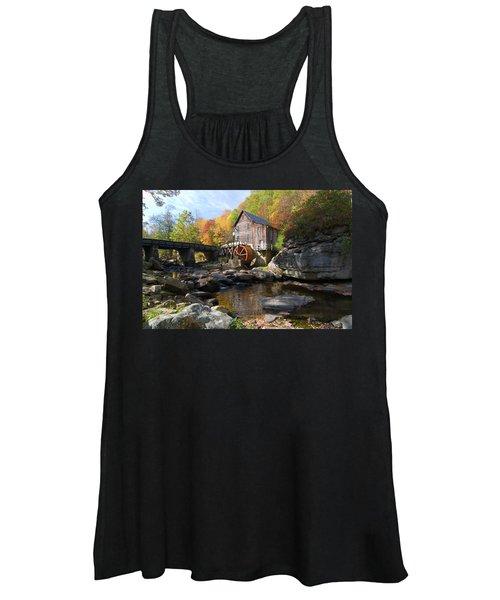 Glade Creek Grist Mill Women's Tank Top