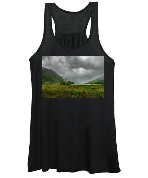 Glencoe, Scotland Women's Tank Top