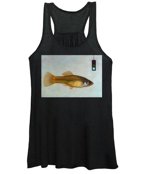 Go Fish Women's Tank Top