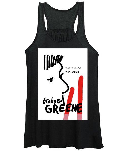 Graham Greene End Of Affair  Women's Tank Top