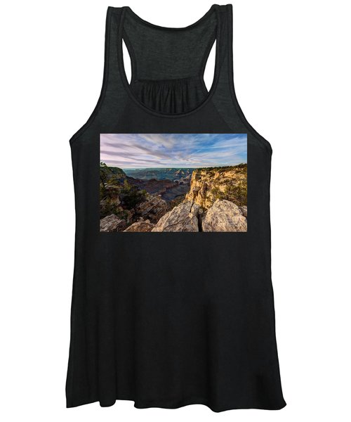 Grand Canyon National Park Spring Sunset Women's Tank Top