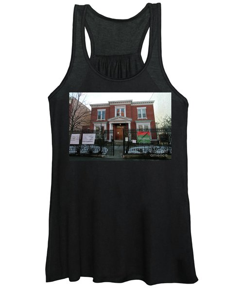 Greenpoint Reformed Church Women's Tank Top