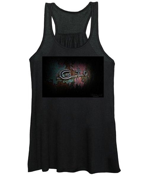 Gto Emblem Women's Tank Top