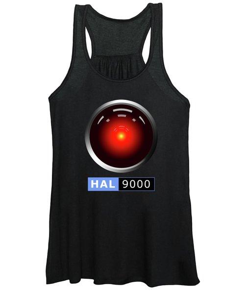 Hal 9000 Women's Tank Top