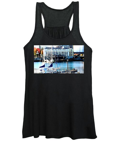 Harbour Sail Women's Tank Top