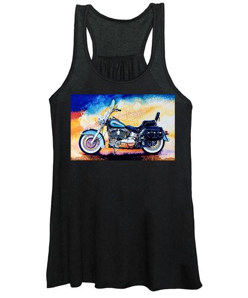 Harley Hog I Women's Tank Top