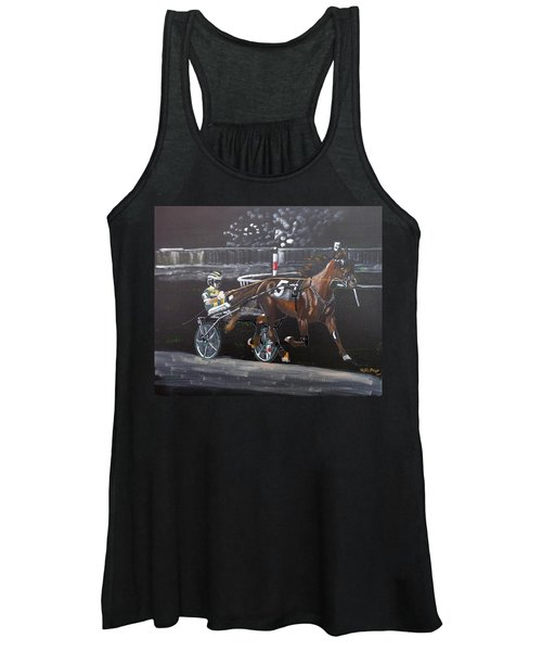 Harness Racing Women's Tank Top