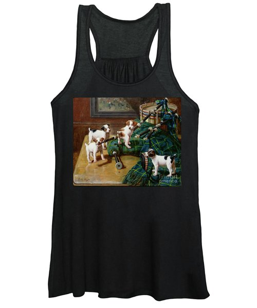 He Who Pays The Piper Calls The Tune Women's Tank Top