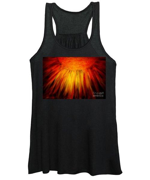 Healing Balm Of The Sun Women's Tank Top