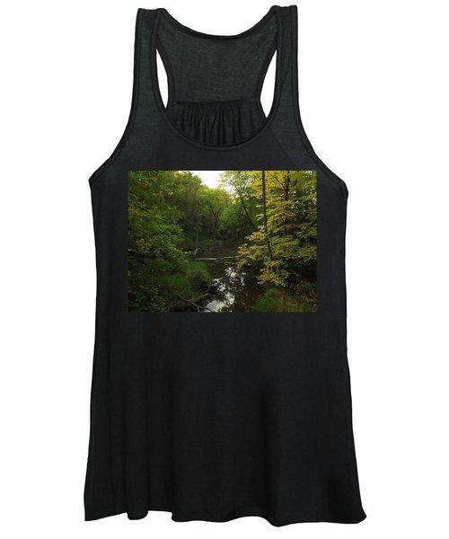 Heart Of The Woods Women's Tank Top