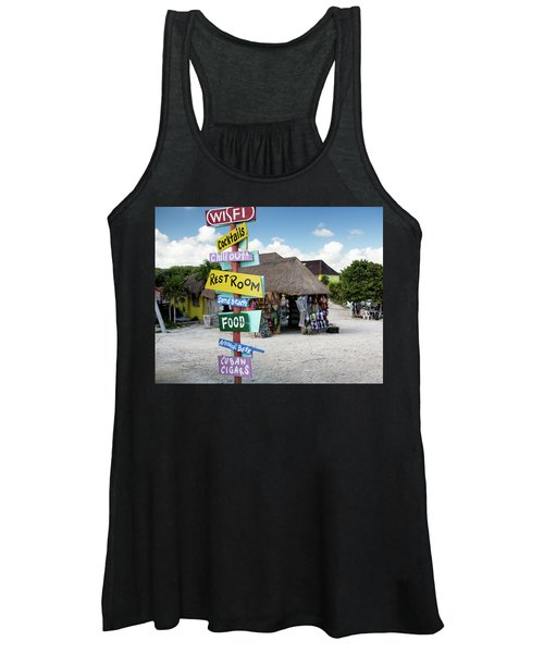 Here's What's Here 2 Women's Tank Top