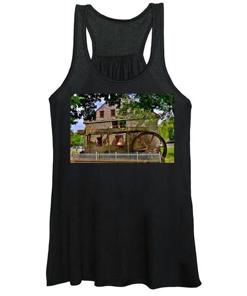 Herr's Grist Mill Women's Tank Top