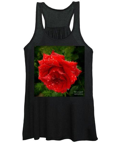 Hidden Hearts Women's Tank Top