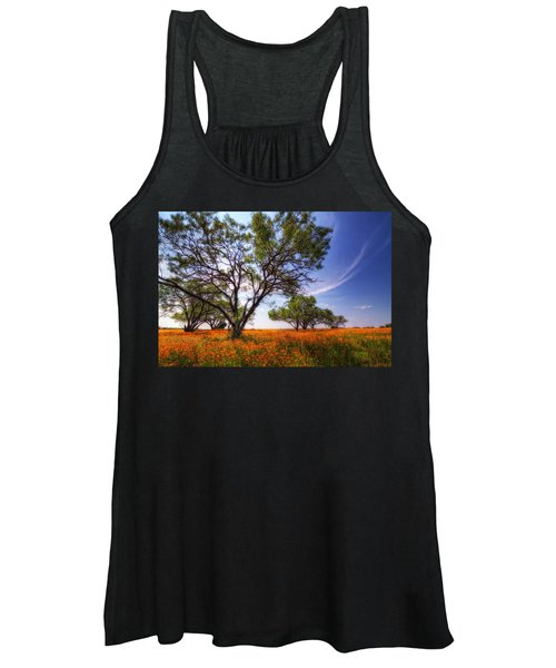 Hill Country Spring Women's Tank Top
