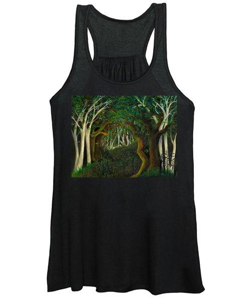 Hobbit Woods Women's Tank Top