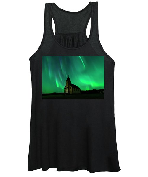 Holy Places Women's Tank Top
