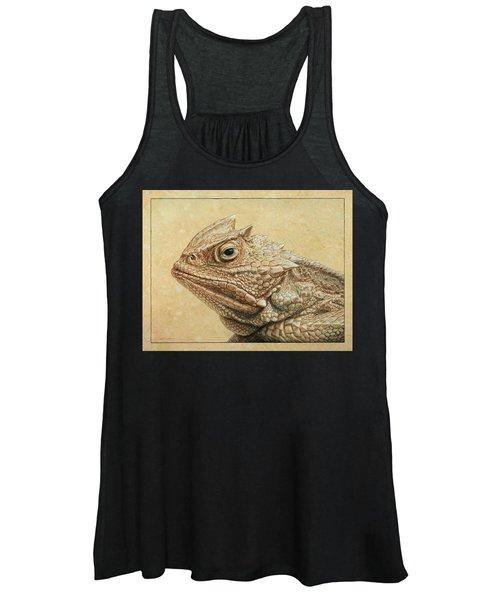 Horned Toad Women's Tank Top