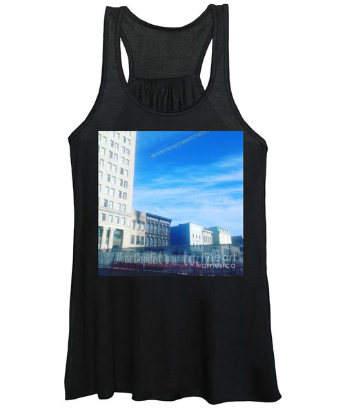 Horse Capital Of The World Women's Tank Top